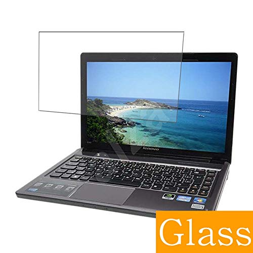 Amazing Deal Synvy Tempered Glass Screen Protector Compatible with Lenovo ideapad Z380 13.3 Visible...