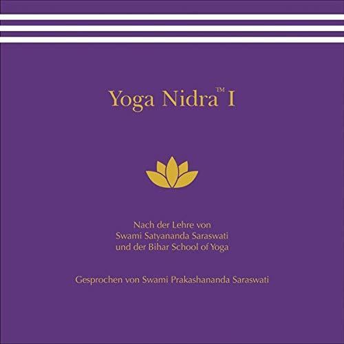 Yoga Nidra I, Audio-CD