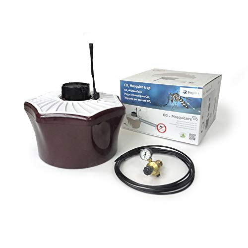 Biogents BG-Mosquitaire CO2 Set Trampa de Mosquitos para exterirores I