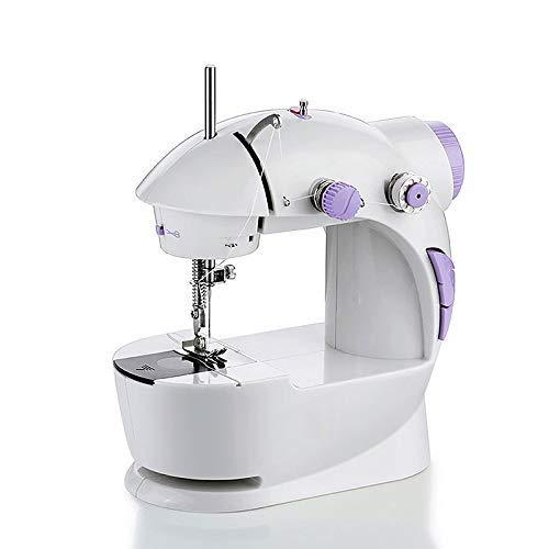 HB Mall India Electric Desktop Functional Portable Sewing Machine Mini for Home Tailoring Stitching use, Mini Sewing Machines for Home, Hand Tailor Machine for Stitching, Silai Machine Mini