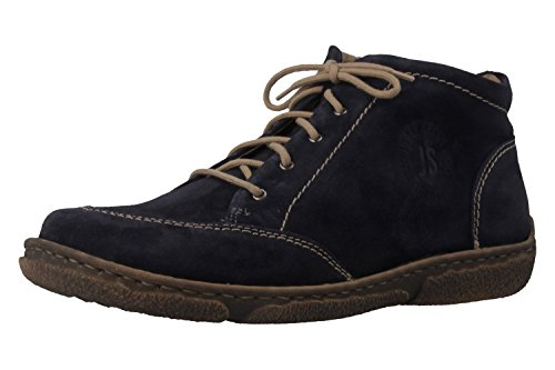 Josef Seibel Damen Neele 01 High-Top, Blau (590 ocean), 40 EU