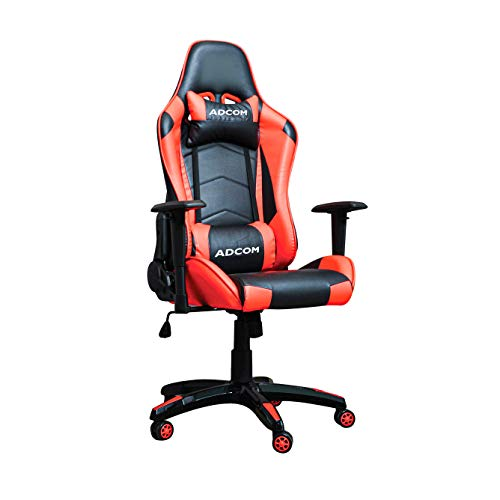 Adcom Mutant Super Gaming Office Chair with Scratch Proof PVC...