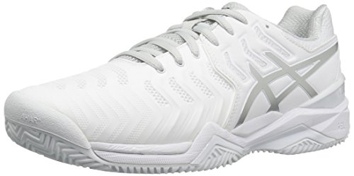 ASICS Men's Gel-Resolution 7 Clay Court Tennis Shoe