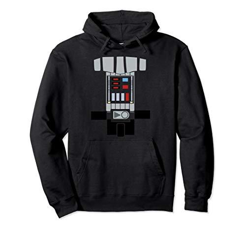 Star Wars Darth Vader Costume Pullover Hoodie