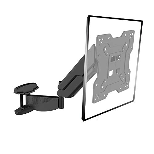 HLZ supporto de TV, LCD y computadora Soporte de Pared de TV Screen Display Soporte Espesado Tipo de rotación de TV Rack Universal telescópico Soporte de Pared para TV (Size : B)