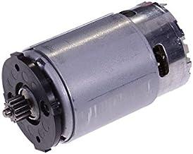 DeWalt - Motor + cepillos para taladro atornillador DCD710,10,8V, RS550,QC143315,N038034