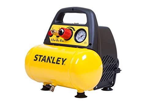 Stanley C6BB304STN712 Air Compressor, Yellow