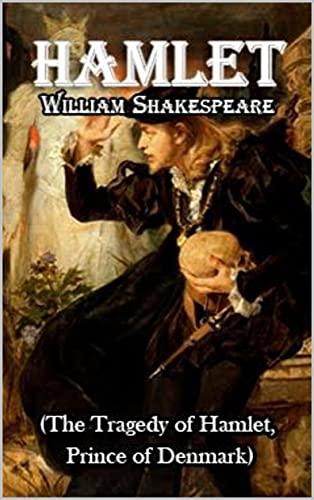 Hamlet by Shakespeare illustration (English Edition)
