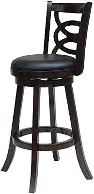 Super Amazon Com Steve Silver Company Bali Backless Swivel Forskolin Free Trial Chair Design Images Forskolin Free Trialorg