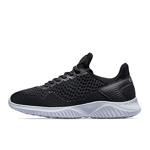 Aderu C Boots New Breathable Running Shoes Outdoor Jogging Walking Shoes Sports Sneakers for Women Black 7