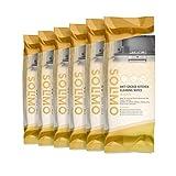 Marchio Amazon - Solimo Salviette Detergenti Sgrassatrici per Cucina - 120 Salviette, Confezione da 6: (20 x 6 Salviette)