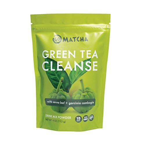 360 Nutrition Green Tea Detox Cleanse 15 Servings Weight Loss
