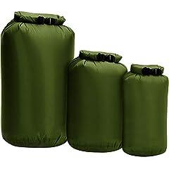 Lixada 3 Stück Dry Bag