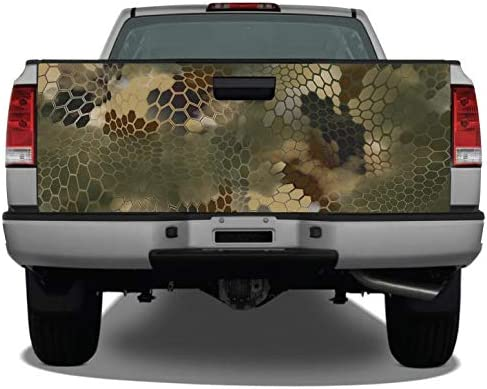 Chameleon Indefinitely Camo Truck 55% OFF Stickers Chameleo - Realistic Decals