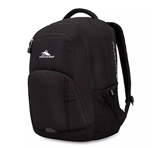 High Sierra Riprap Lifestyle Backpack (Black)