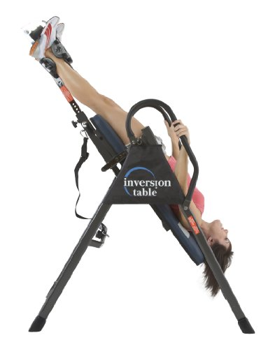 Product Image 10: IRONMAN Gravity Highest Weight Capacity Inversion Table with Optional No Pinch AIRSOFT Ankle Holder, (l x w x h):49.00 x 26.00 x 65.00 in, 5402