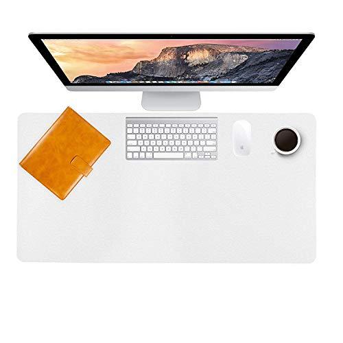 Schreibtischunterlage transparent,60x90cm,rutschfeste Schreibmatte mit runder Kante Unterlage,Schreibmatte, Tischunterlage für Büro und Zuhause