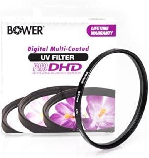 Bower FU34 Direct sale of manufacturer DHD UV Black 2021 model 34 mm Filter