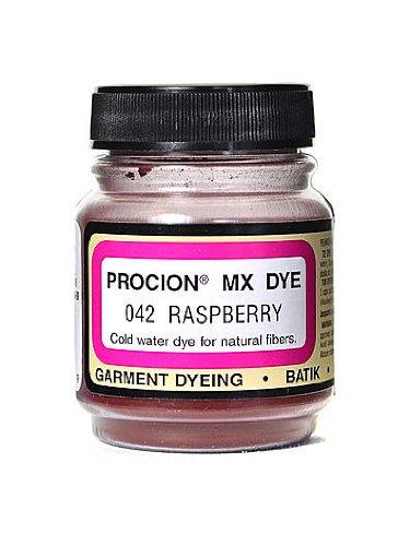 Jacquard Procion MX Fiber Reactive Dye Raspberry 042 2/3 oz.
