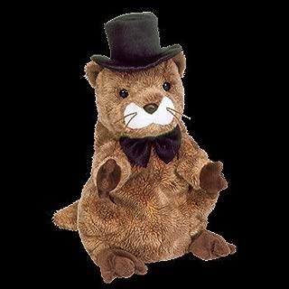 Ty Punxsutawney Phil 2004 Beanie Baby - Groundhog Day