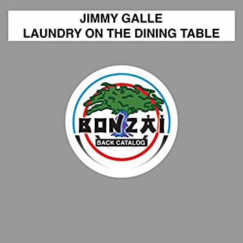 Laundry On The Dining Table