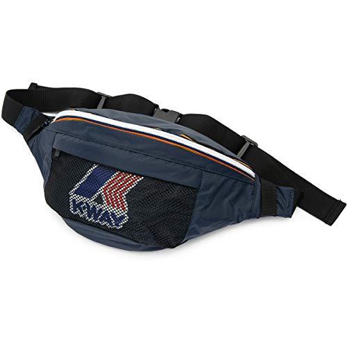 K-Way Le Vrai 3.0 Kilian Bum Bag One Size Blue Depth
