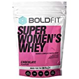 Boldfit Super Women's Whey Protein Powder For Women with Hair Skin and Nails support, No Added...