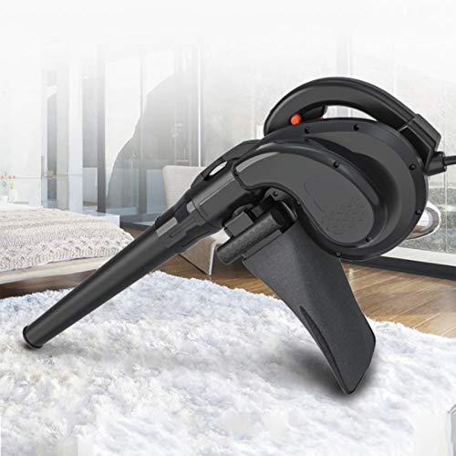 Soplador de soplado y succión de doble propósito 6 velocidades ajustable continuo velocidad variable aspiradora de alta potencia pequeña computadora doméstica extracción de polvo ventilador de succión