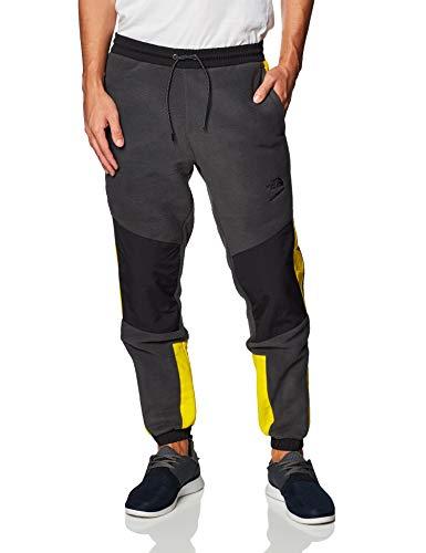 The North Face 92 Extreme - Pantaloni in pile da uomo, taglia S, colore: Grigio