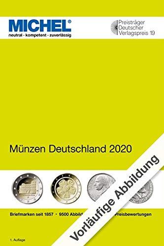 Münzen Deutschland 2020