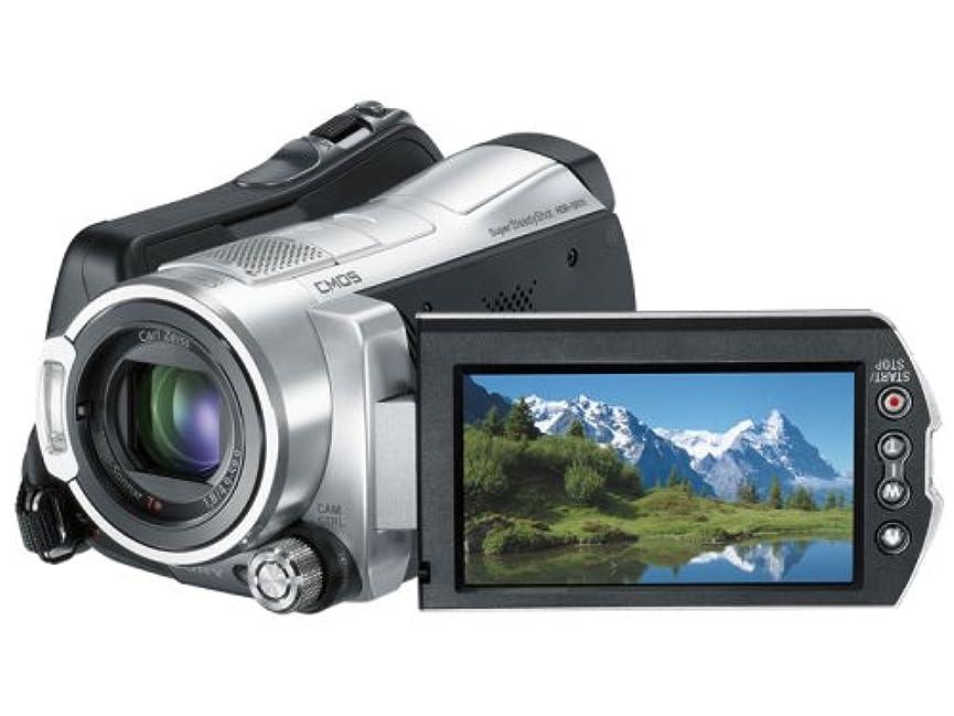 周術期台風無声でソニー SONY ビデオカメラ Handycam SR11 内蔵ハードディスク60GB デジタルハイビジョン HDR-SR11