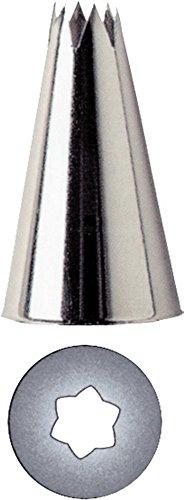 Kaiser Kronentülle, 15 mm, Edelstahl rostfrei falz- und randfrei