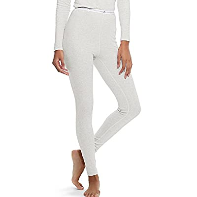 Champion Duofold Women's Originals 2-Layer Thermal Underwear, Winter White, M