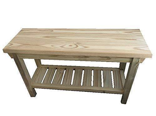 """Porch / Mud Room / Potting Room Bench 36"""""""