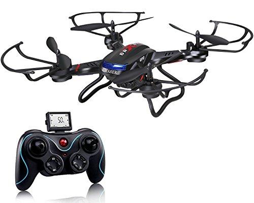Holy Stone F181C RC Quadcopter Drone con videocamera HD RTF 4...