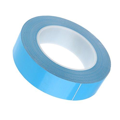 B Blesiya - Cinta adhesiva térmica de doble cara para disipador de calor con chip IC (led, 30 mm de grosor)
