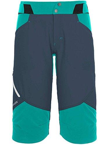 Ortovox Damen Outdoor Hose Pala Short Outdoorhose, XS, Night Blue