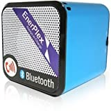 Mini Bluetooth Speaker, Blue Electronic Computer