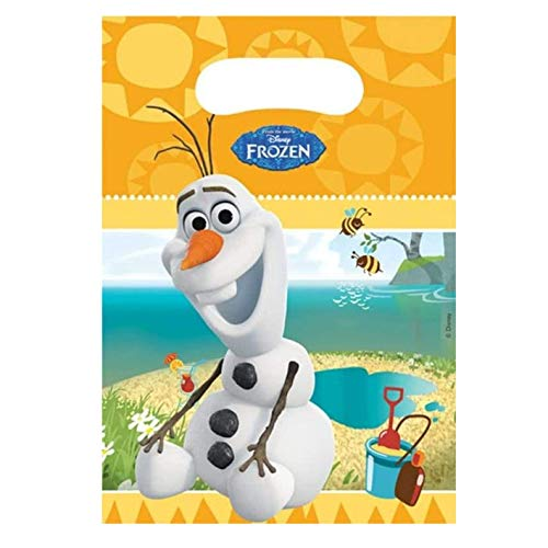 Procos S.A. - Sacchetti regalo, motivo: Disney Frozen Olaf Summer