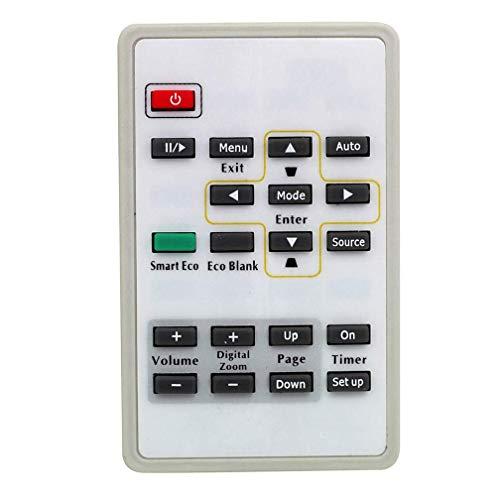 Aimple 5J.J3G06.001 Mando a distancia para BenQ CP270 MP511 MP511+ MP512 MP512ST...