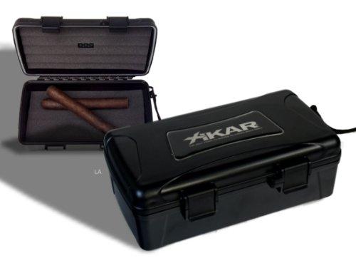 Lifestyle-Ambiente Xikar Reisehumidor 10 Zigarren inkl Tastingbogen