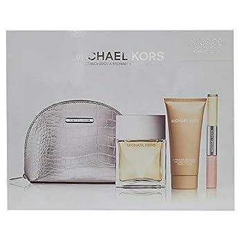 Michael Kors 4PCS EDP Women Gift Set