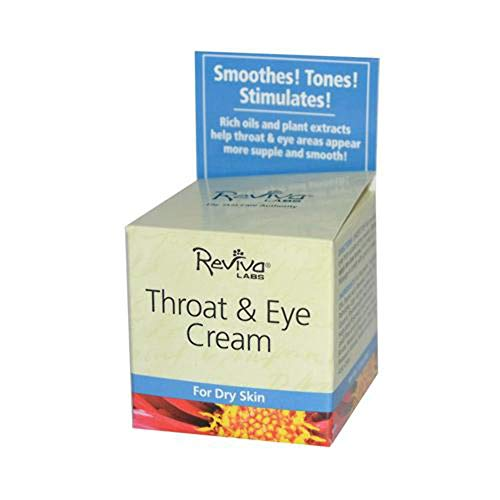 Reviva Labs Throat & Eye Cream