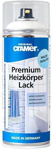 Cramer 19011 Premium Heizkörper-Lack, weiß