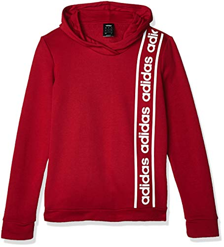 adidas Celebrate The 90S Sudadera, Mujer, Marrón (Active Maroon/White), M