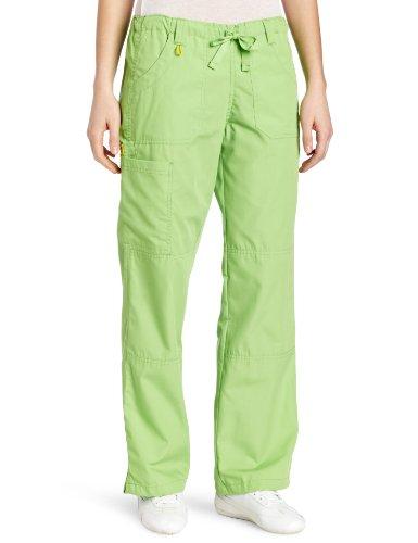WonderWink Women's Scrubs  Cargo Pant, Green Apple, X-Small