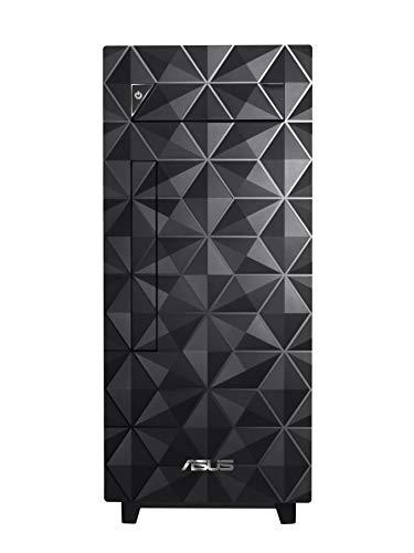 ASUS S300MA-7107000030 - Sobremesa (Core i7-10700, 16GB RAM, 512GB SSD, UHD Graphics 630, Sin Sistema Operativo) Negro