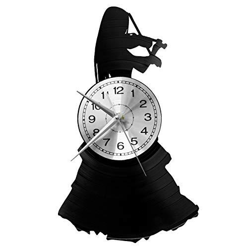 WoD Geiger - Reloj de Pared (Vinilo, tamaño Grande), diseñ