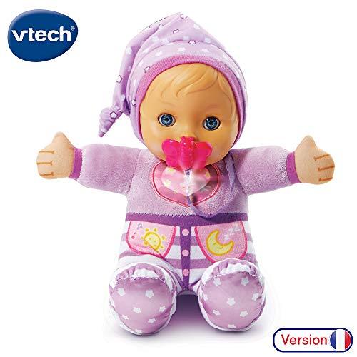VTech – 80 – 196605 – Puppe mit Spannende – Little Love