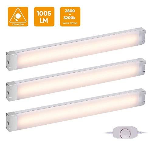 Unter Kabinett Lichter, LED Unter Kabinett Lichter, geringe Lichtverluste LED Ultra Bright High Efficiency Küche für Schrank Home für Under Counter